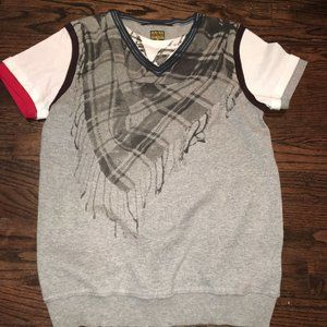rare Shirts - RA-RE Rag Recycle Italy Shirt Vest size L